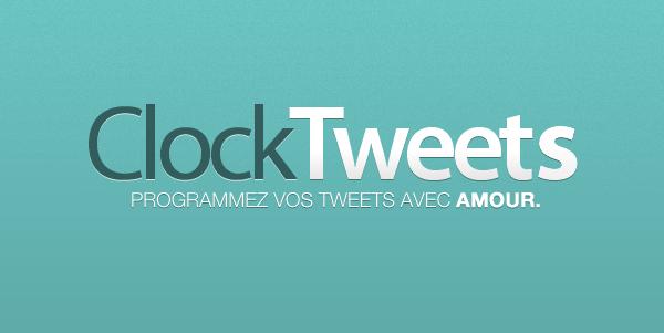 Programmer vos tweets avec amour