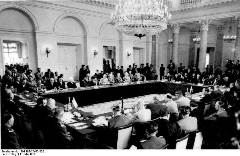 Tratado de Varsóvia
